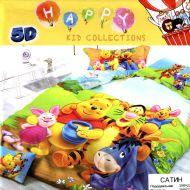 Комплект постельного белья 5Д№107